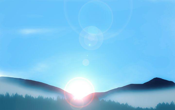 Sunrise - Ynes