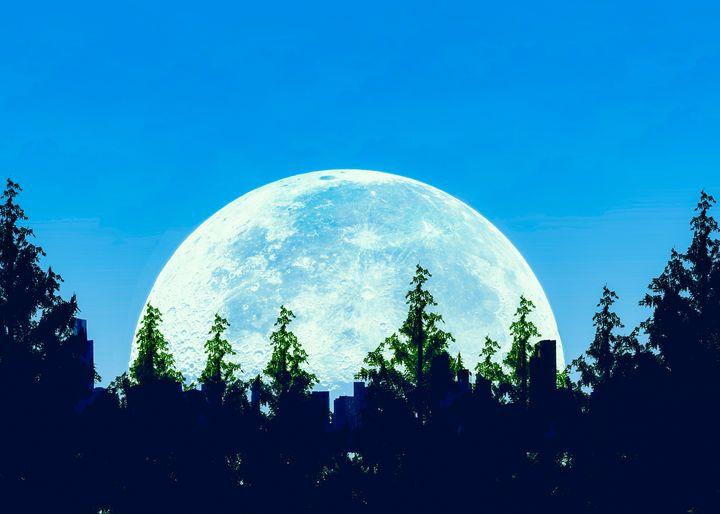Full Moon - Ynes