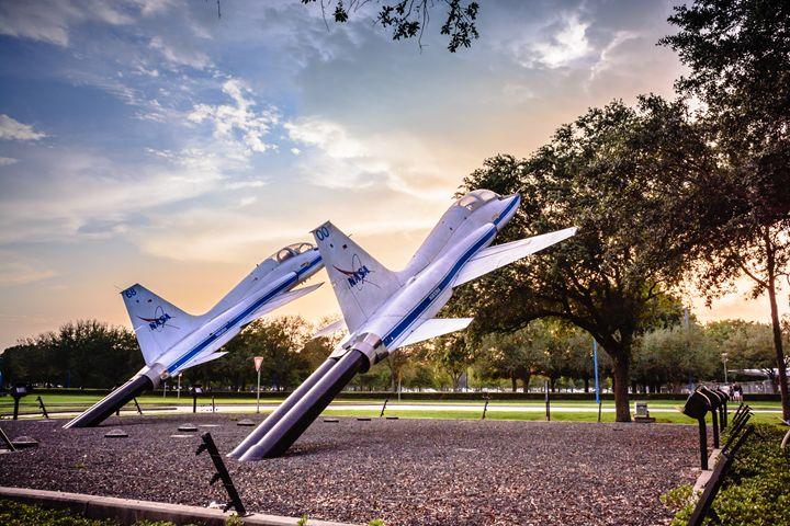 NASA Jet Planes - R.Gonzales