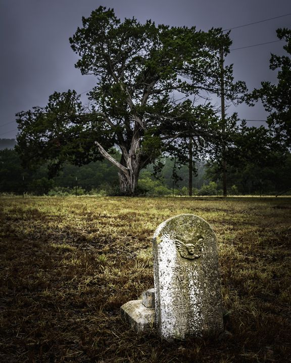 Squaw Creek Cemetery - R.Gonzales