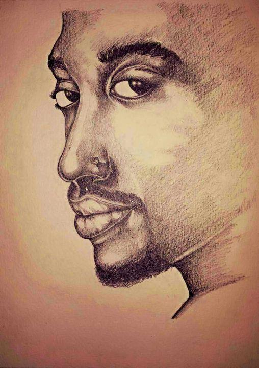 tupac - KRUSHLIFE CREATIONZ