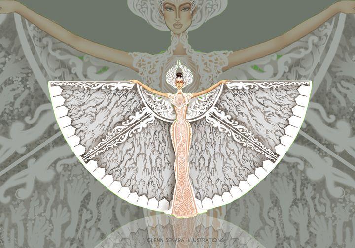 The white temple - Glenn Senara