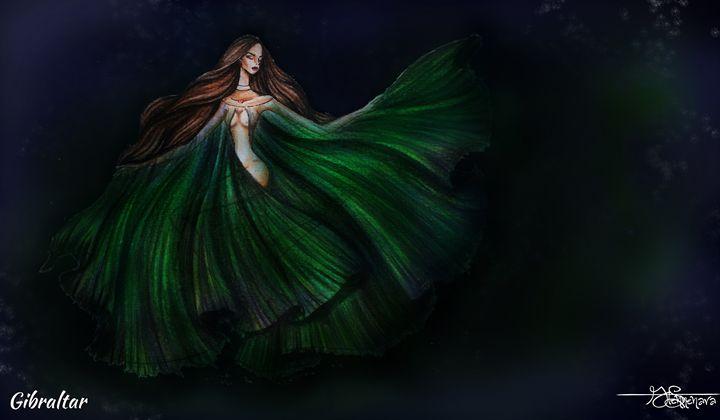 The Northern Lights - Glenn Senara