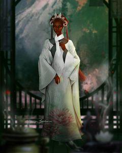 Lady In Manchurian