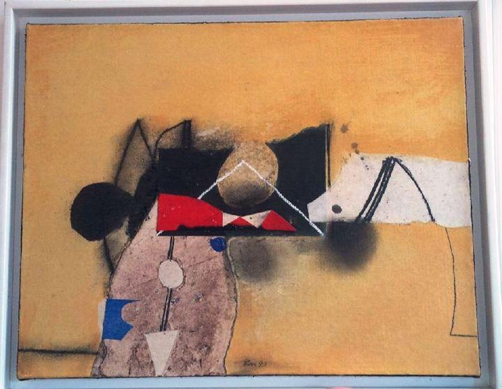 Figura Ambigua - Contemporary Art