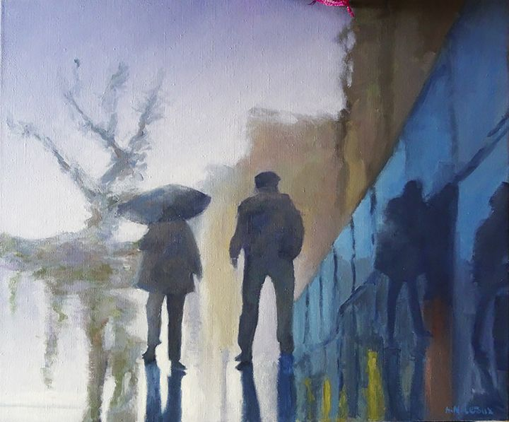 Sous nos pieds - Nicole Anne Leroux