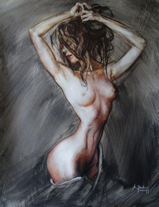 Grey morning - Alexandre Barbera-Ivanoff