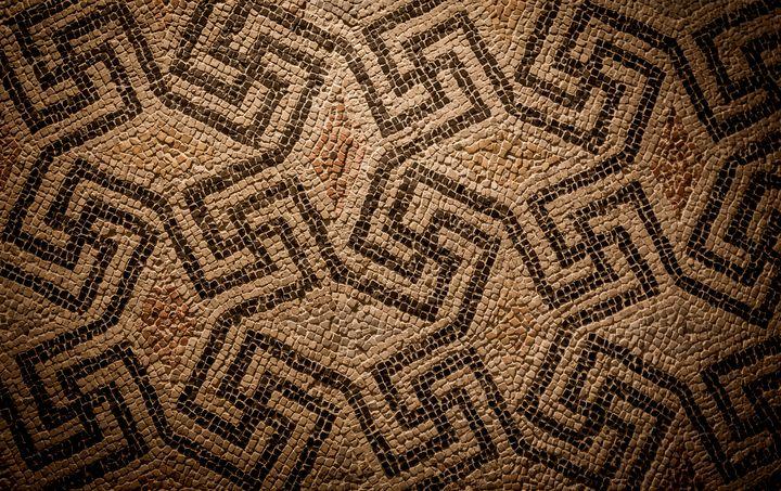 Swastika symbol - Paolo Modena