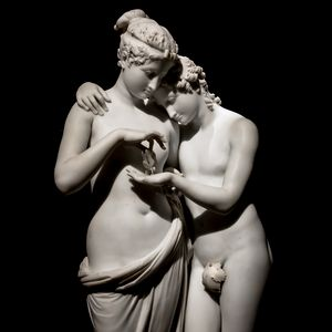 Cupid and Psyche (Amore e Psiche)