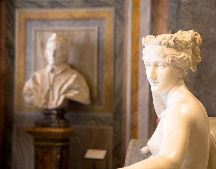 Pauline Bonaparte by Canova - Paolo Modena