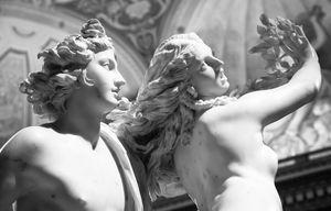 Bernini Statue: Apollo e Dafne