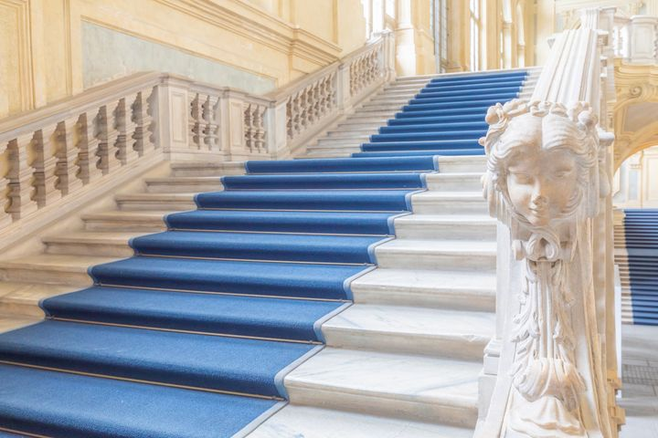 The most beautiful Baroque staircase - Paolo Modena