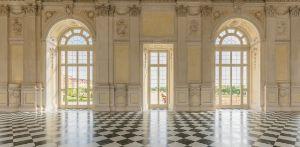 Corridor and luxury madbles