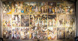 Italian Renaissance masterpiece