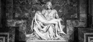 The pity: Michelangelo's masterpiece