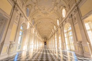 Venaria Reale in Italy - Gallery