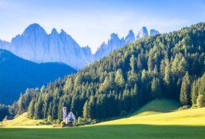 Dolomites mountain, Italy