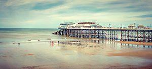 Cromer Pier.