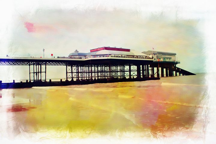 Cromer Painterly - Rmzphotography