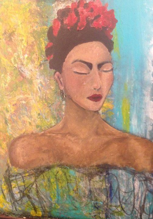 Frida's Inspiration - Domenica's Creative Space