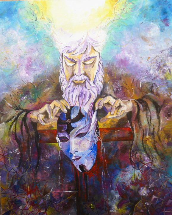 The Mask - Dragos Bagia