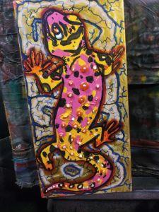 Gecko - Madboxer Art