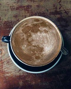 Moon latte