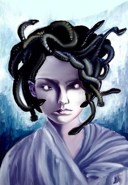 Medusa - Mutch Illustration