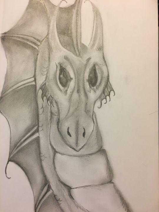 Demon Dragon of the Sea - Mrs.MLWright