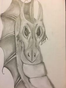 Demon Dragon of the Sea