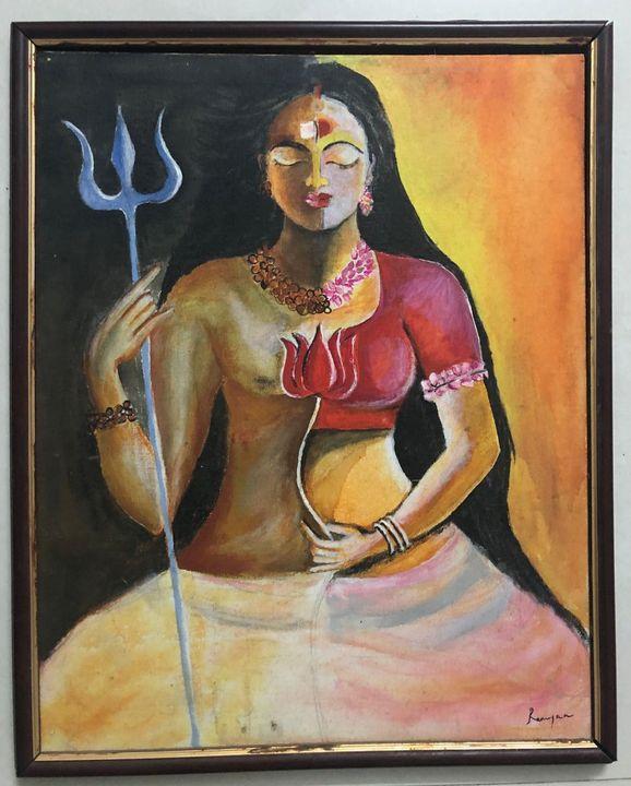 Ardhanareeswar - Ramyaa AM