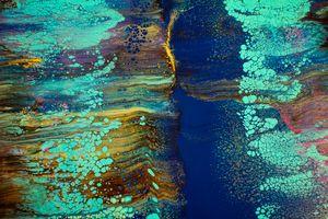 Underwater Waterfall Deep Canon