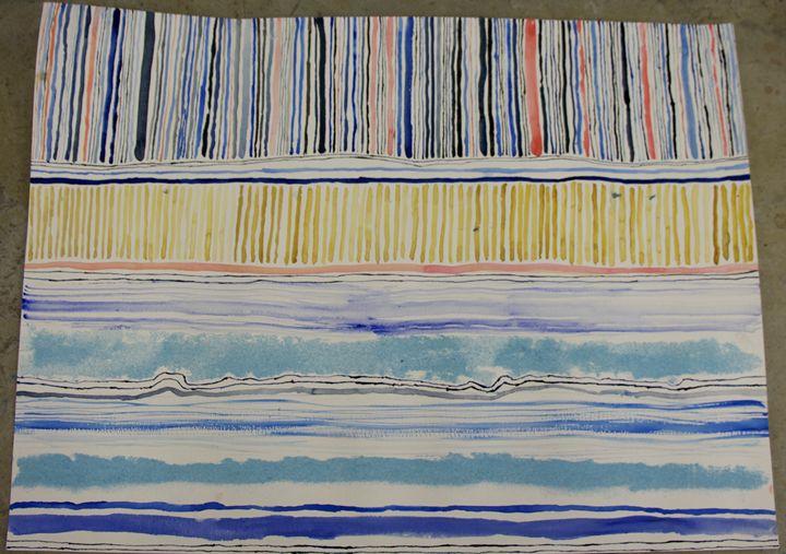 Lines - Robin Scott