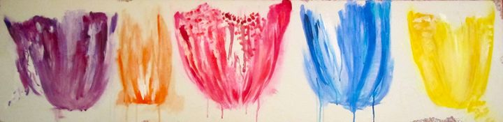 Tulips - Robin Scott
