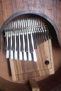 kalimba, mbira, thumb piano