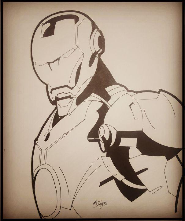 Iron man - Aakash dagar