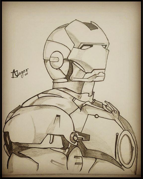 Ironman - Aakash dagar