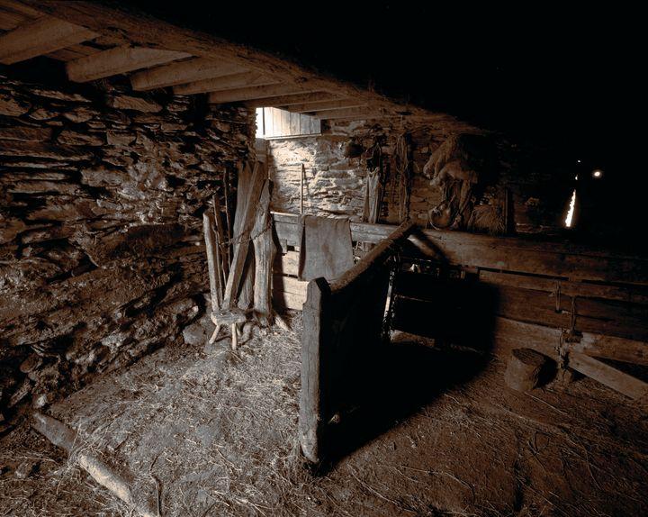 Welsh Barn - Roger Dorey