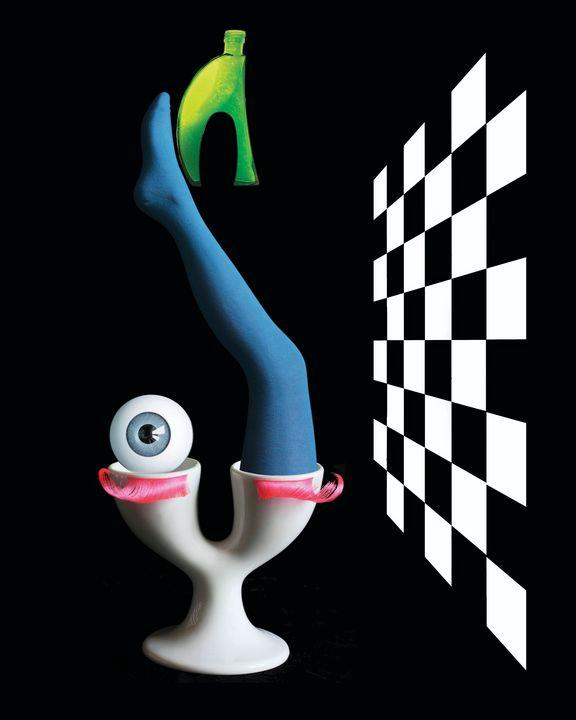 Leg-eye - Roger Dorey