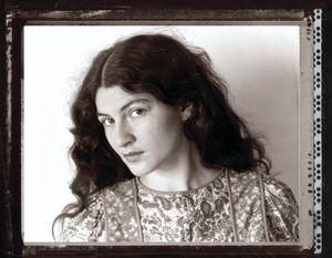 Louisa polaroid