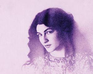 Louisa magenta