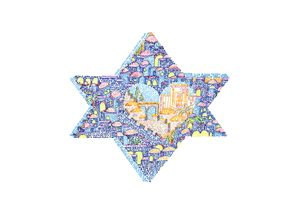Jerusalem Star of David