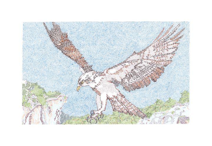 Isaiah 40 - On Wings Of Eagles - Ellen Miller Braun
