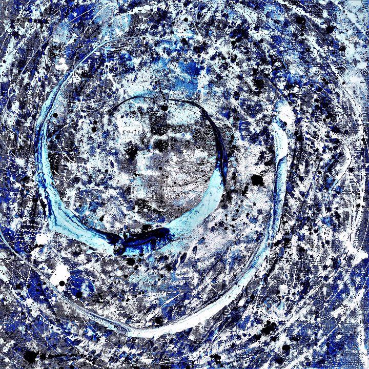 magilla in blue - Phil Jones