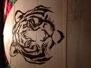 Tiger - Lolita Bunny