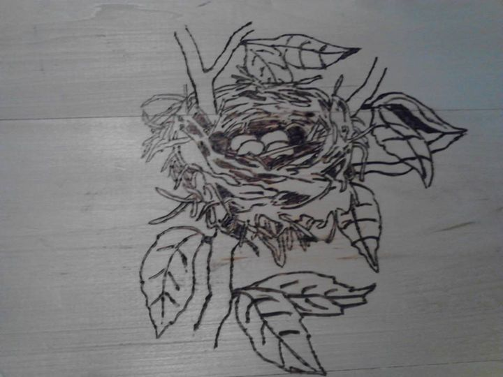 Robins Nest - Lolita Bunny