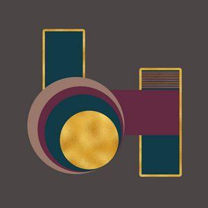 Geometric Modern Artwork