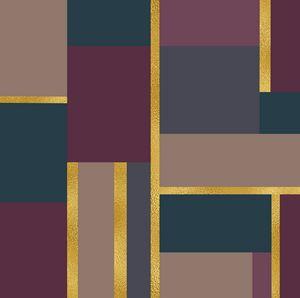 Modern Geometric Artwork