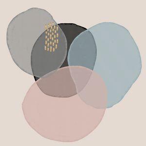 Watercolor Abstract Shapes 1