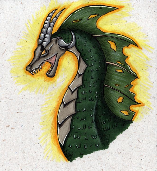 Green Dragon - Shuahl